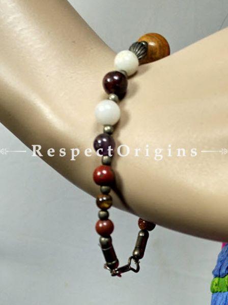 Divine Multicolored Beads Bracelets, RespectOrigins.com