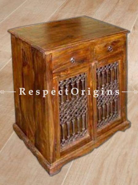 Buy Myra Vintage Night Stand Table At RespectOrigins.com