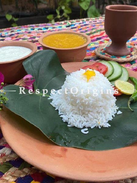 Natural Potter?s Terracotta Clay Dining Set; RespectOrigins.com