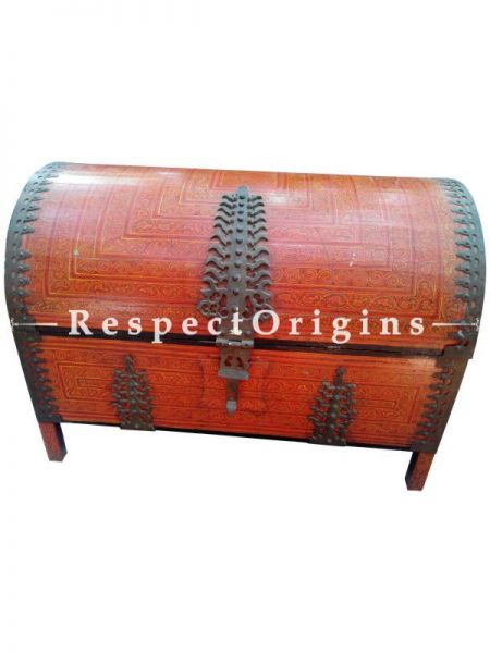 Buy Trunks Online, One A Kind Dream Chest Orange RespectOrigins