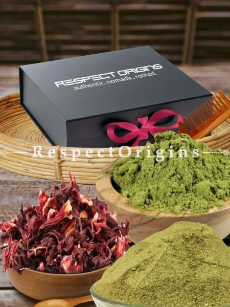 Set of 3 Organic Bhringraj