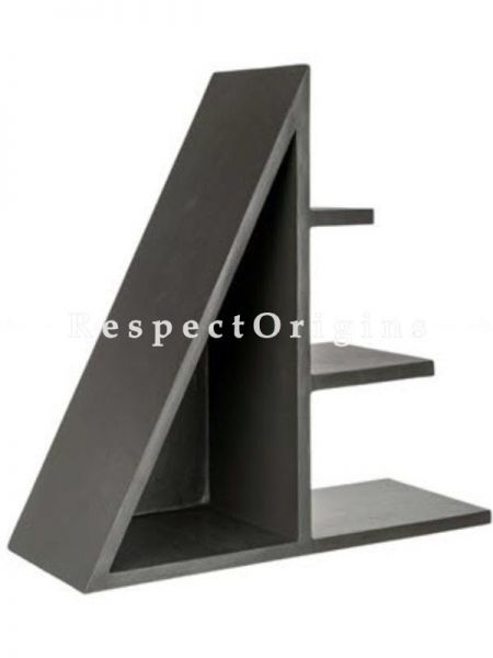 Buy Wooden Pyramid Flip Shelf At RespectOrigins.com