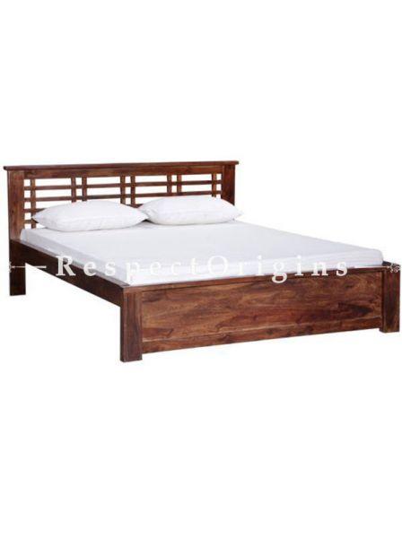 Buy Queen Bed; Wood At RespectOrigins.com