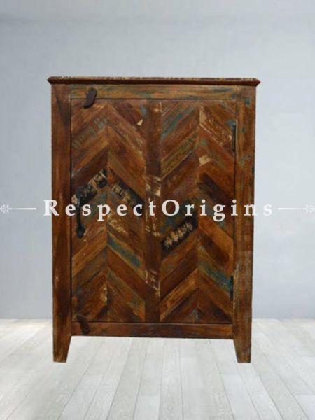 Buy Reclaimed Wooden Storage 2 Door Cabinets At RespectOrigins.com