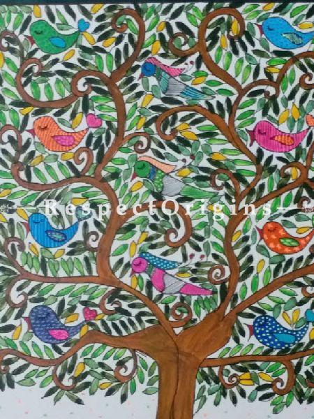 Original art Art Collection Romance Around The Tree