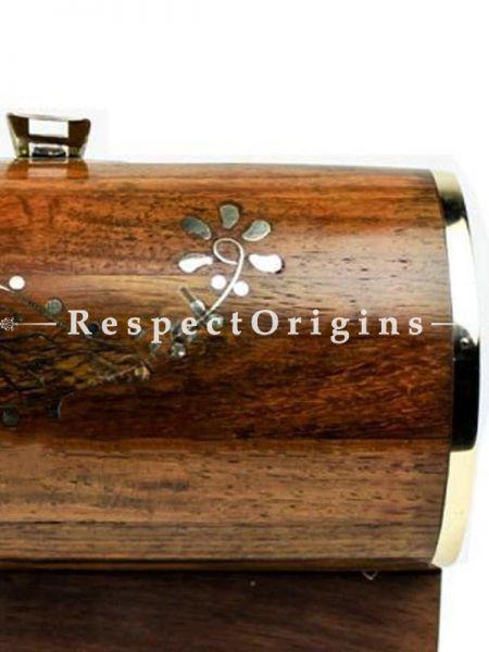 Book Shaped Wooden Box; RespectOrigins
