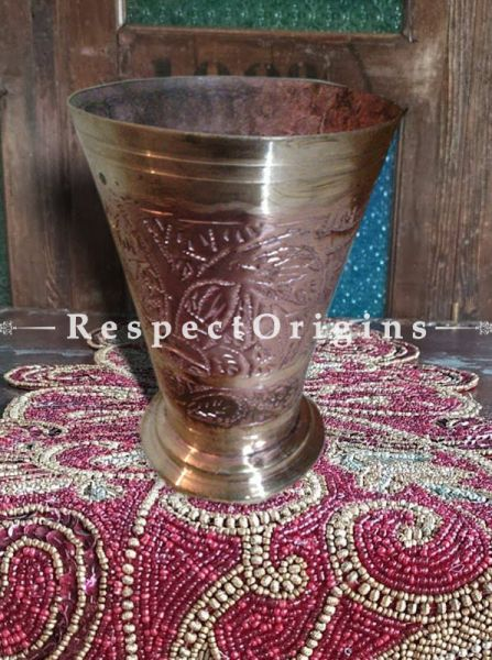 Buy Royal Copper Chalice or Goblet At RespectOrigins.com