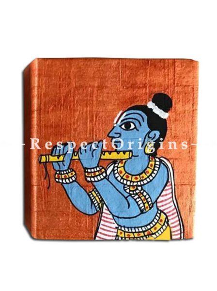 Perfectly Made Cheriyal Painting Jewellery or Collectible Boxes, RespectOrigins.com
