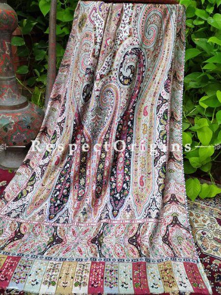 Fine Luxury Formal Silken Stoles for Work Wear or Evening Wear;Length 80 x 30 Width Inches.; RespectOrigins.com