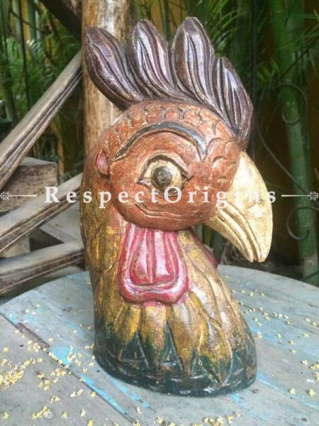 Buy Hen, Tamil Nadu Wood Craft Online at RespectOrigins. com