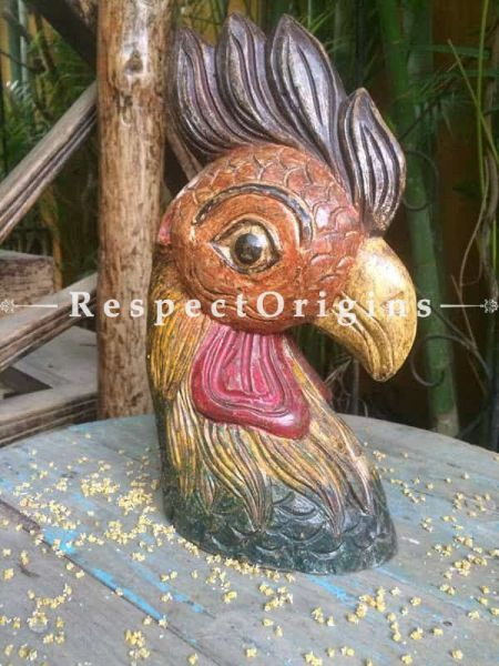 Buy Hen, Tamil Nadu Wood Craft, Online at RespectOrigins