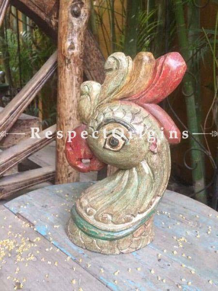 Buy Parrot; Tamil Nadu Wood Craft Online at RespectOrigins. com