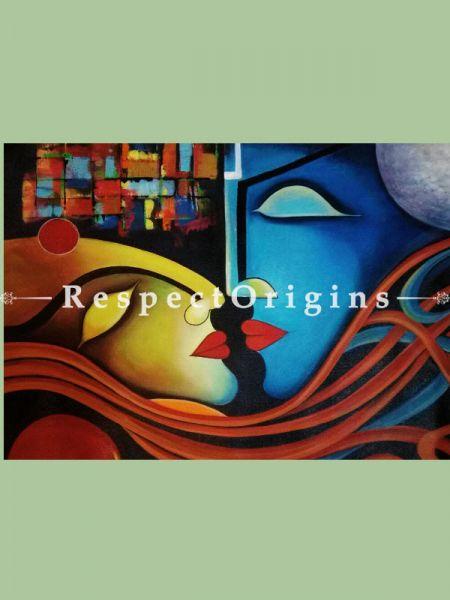 Original art|Fine Art|Pure Feeling Painting RespectOrigins
