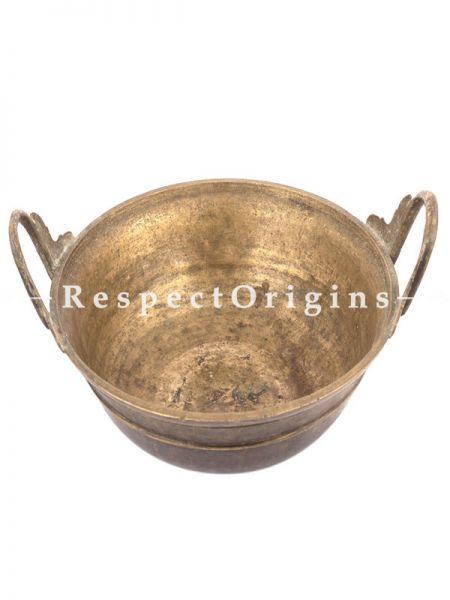 Buy Traditional Fry Pan; Deep Kadai At RespectOrigins.com