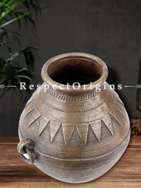 Buy Tribal Rare Brass Grain or Rice Measuring Cup At RespectOrigins.com