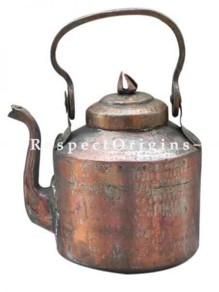 Buy Vintage Kettle, Copper At RespectOrigins.com