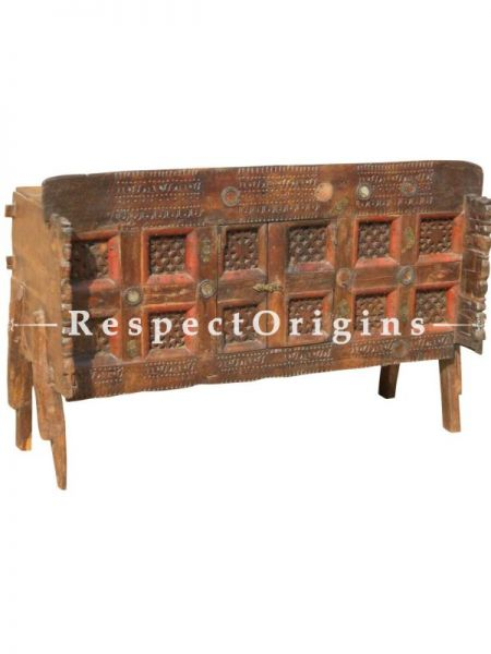 Buy Vintage Dowry Treasure Chests Console Sideboard At RespectOrigins.com