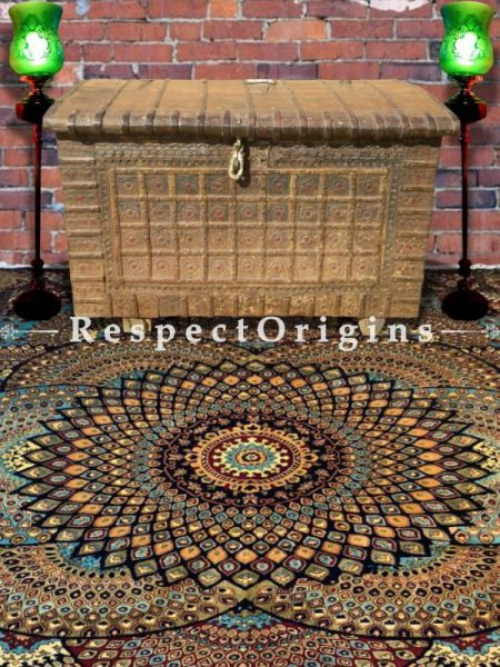 Buy Rustic Country Vintage High Treasure Chest At RespectOrigins.com