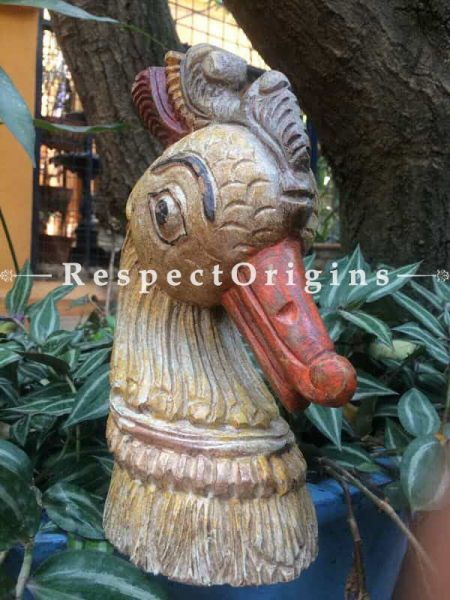 Buy Peacock; Tamil Nadu Wood Craft at RespectOrigins.com
