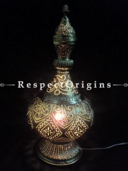 Buy Magnificent Mosaic Marrakesh Bedside Table Lamp At RespectOriigns.com