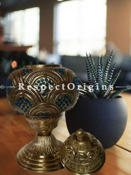 Buy Vintage Decorative Metal Moroccan Table Lantern Lamp At RespectOriigns.com