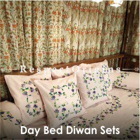 Bed Diwan Set